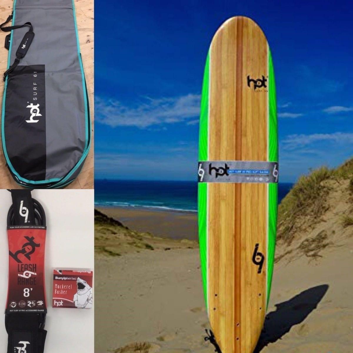 Surfboard Package deals