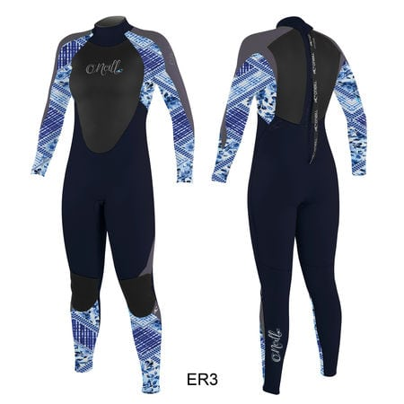 O neill Ladies Epic II 3 2 Wetsuit Full Length Steamer - Piran Surf 2bfa866e8