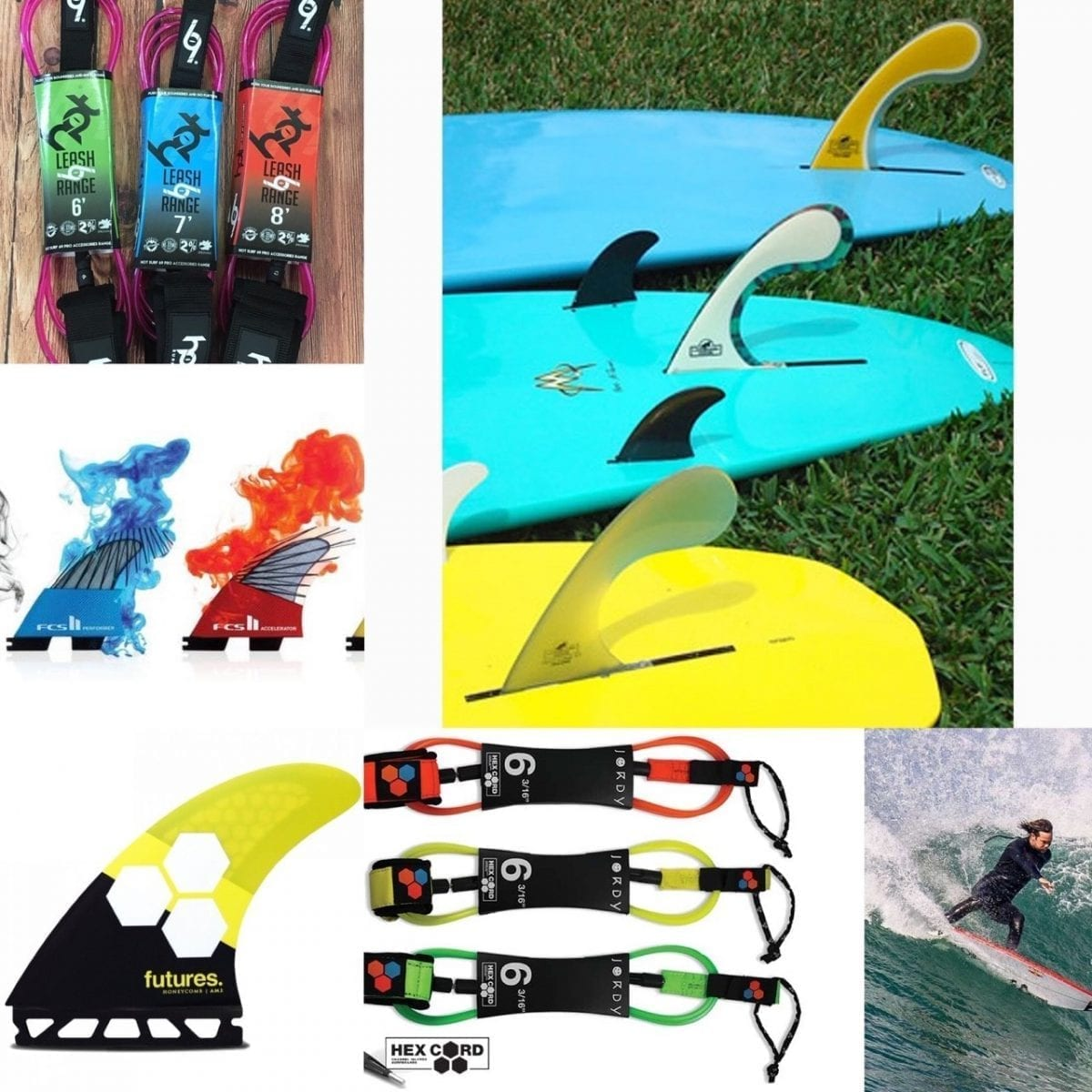 Surfing Accessories Shop