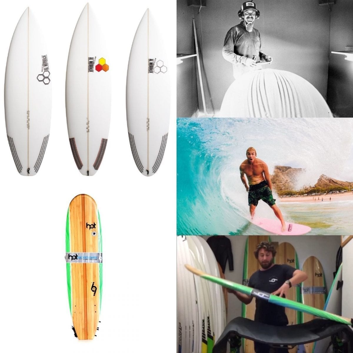 Surfboard Shop
