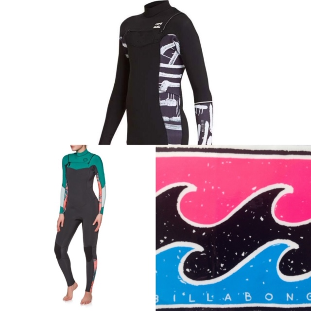 Billabong Wetsuits Men's & Ladies