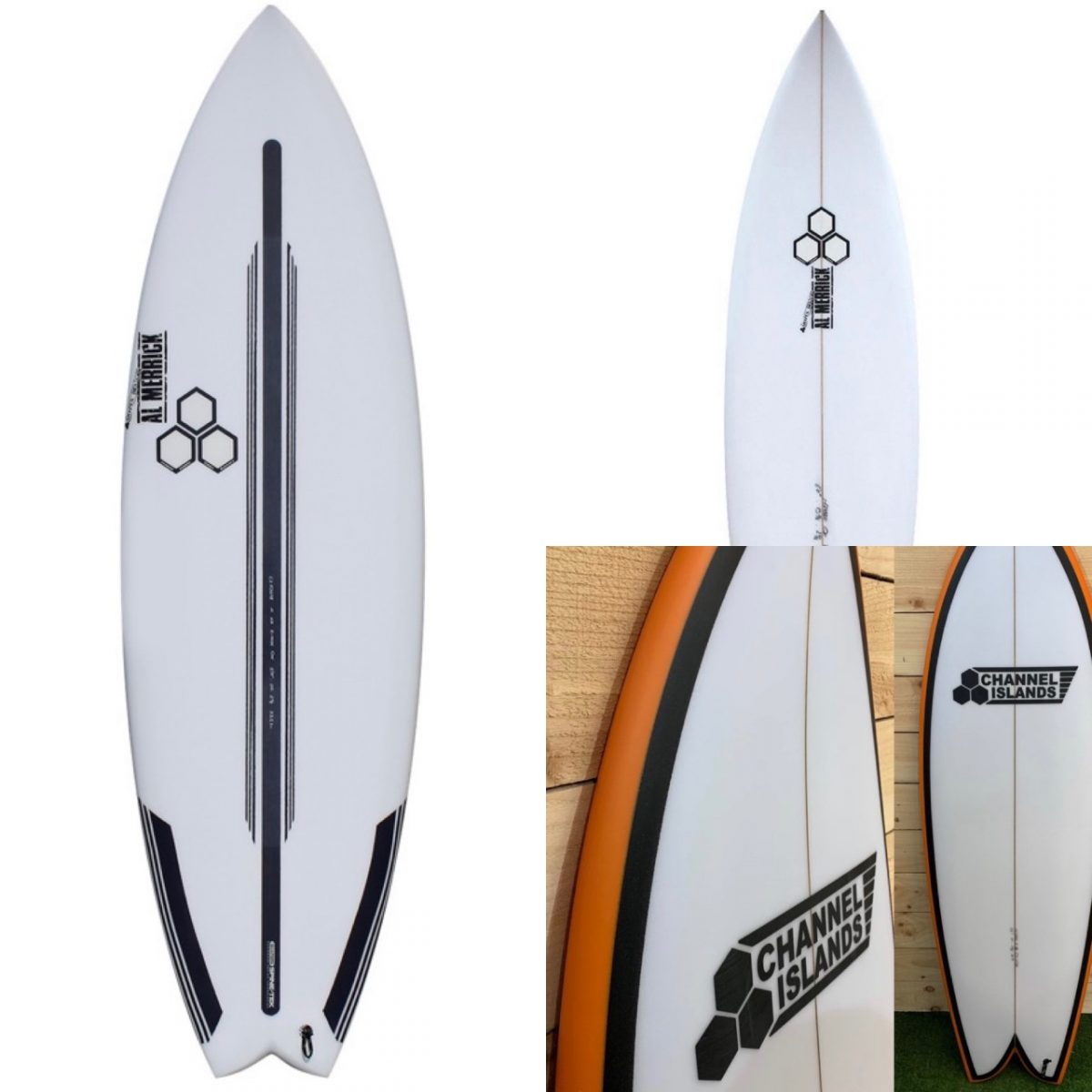 Channel Island Shortboards
