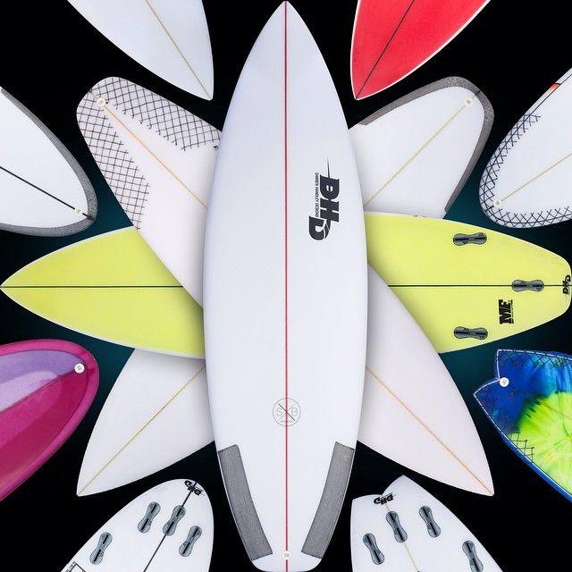 DHD Surfboard